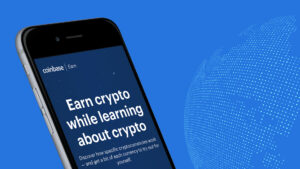 Laern and Earn Crypto at Coinbase